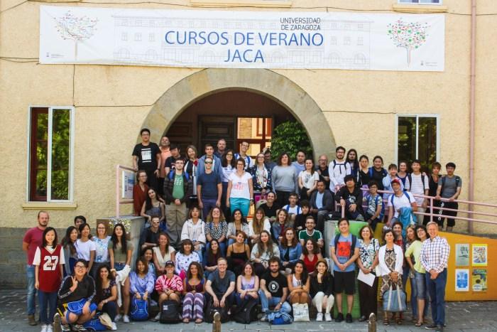 CURSOS DE ESPAÑOL PARA EXTRANJEROS. Universidad de Zaragoza.