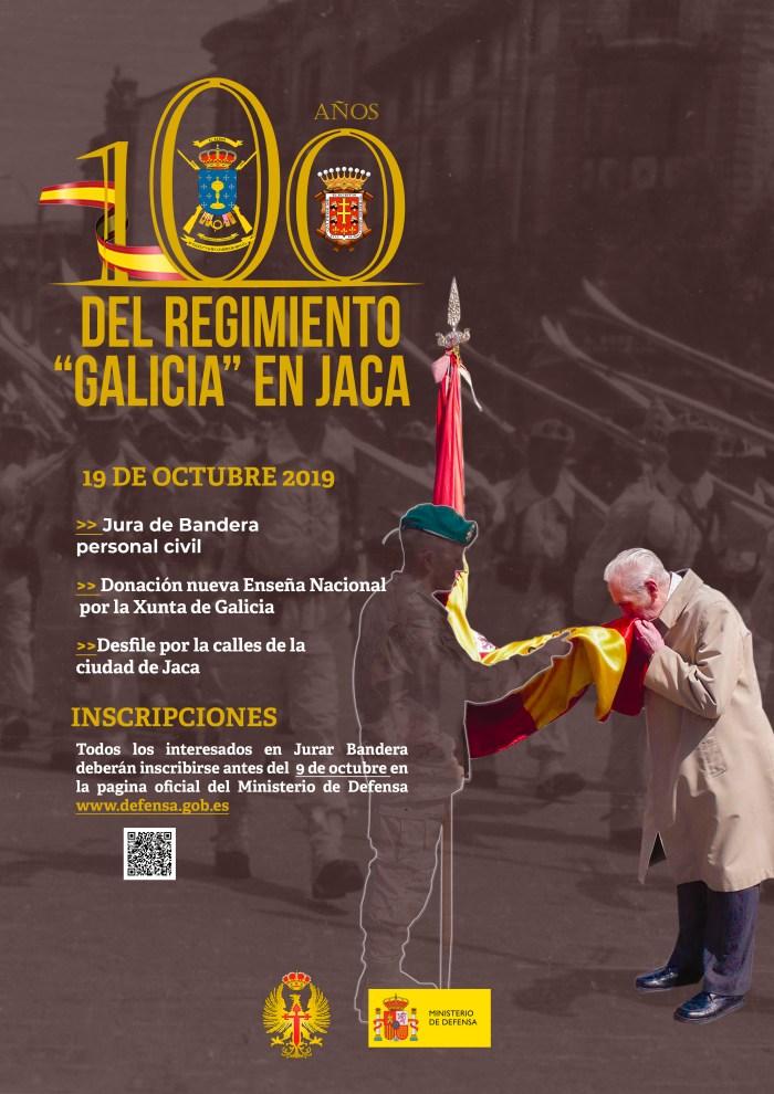 GALICIA 64. Actos del centenario.