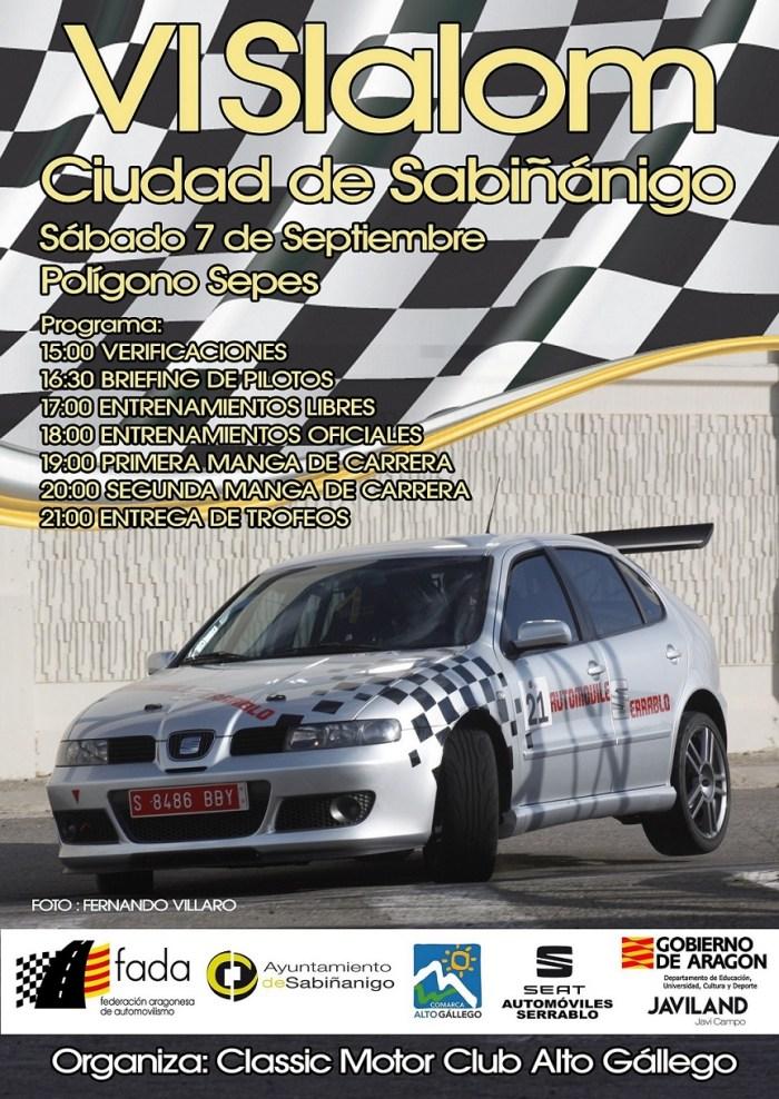 SLALOM. Trofeo Ciudad de Sabiñánigo.