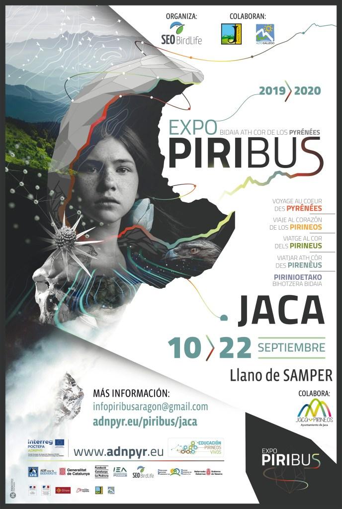 PIRIBUS. La exposición itinerante llegará a Jaca la próxima semana.