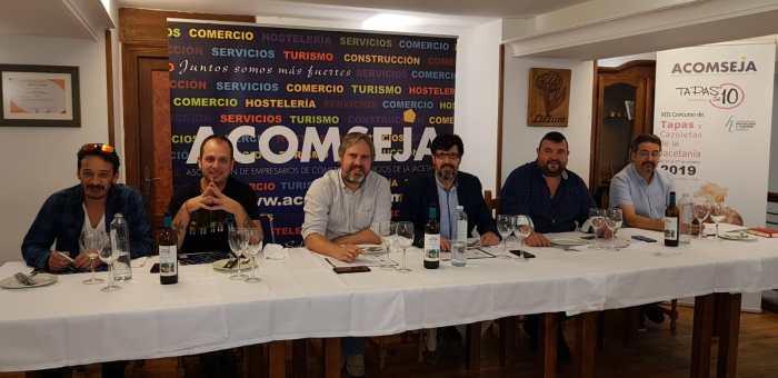 PROPUESTAS. Concurso de Tapas y Cazoletas de la Jacetania. (FOTO: Rebeca Ruiz)