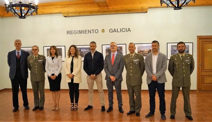 GALICIA 64. Actos del centenario. (FOTO: Rebeca Ruiz)