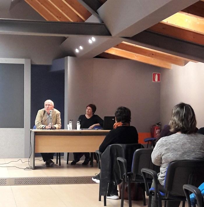 SEMANA CULTURAL DE PANTICOSA. Charla de Severino Pallaruelo en La Fajuala.