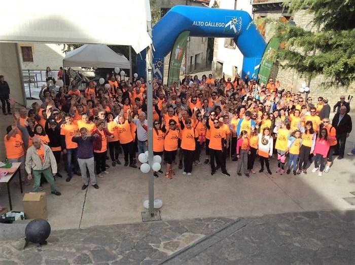 (FOTO: AECC Sabiñánigo y Alto Gállego)