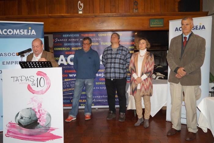ACTO DE ENTREGA. Un momento de la presentación. (FOTO: Rebeca Ruiz)