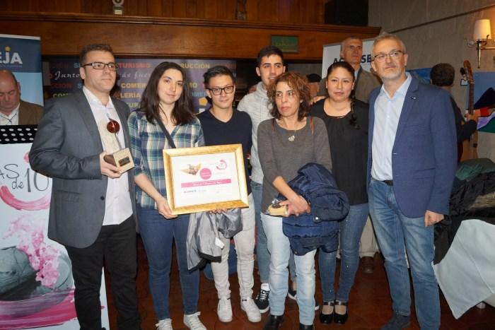COBARCHO. Ganador de la Mejor Tapa (jurado técnico). (FOTO: Rebeca Ruiz)