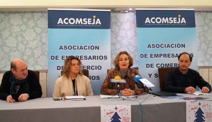 EL ACEBO. Un momento del acto informativo de Acomseja, celebrdo en el Hotel El Acebo. (FOTO: Rebeca Ruiz)