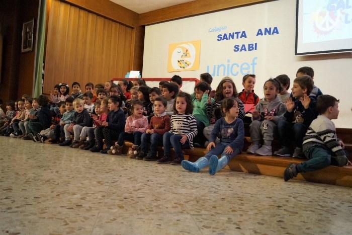 UNICEF. Santa Ana ya es Escuela Amiga de Unicef. (FOTO: Rebeca Ruiz)