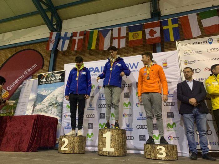 CETDI ARAGÓN FONDO. Excelentes resultados en las distintas pruebas disputadas en Baqueira este fin de semana.