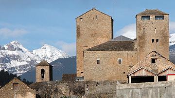 LARRÉS. Valle de Aurín. (FOTO: Ayuntamiento de Sabiñánigo)