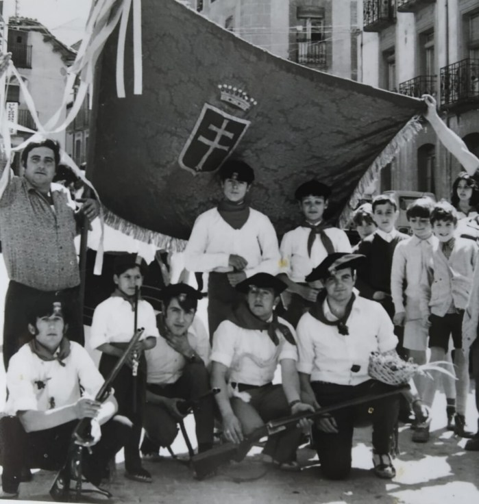 Jóvenes de Jaca.