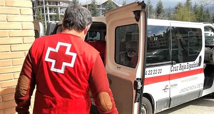 HOMENAJE. Cruz Roja agradecerá su apoyo a la población de Sabiñánigo y Biescas con un entrañable pasacalles, en el que participarán vehículos y voluntarios.