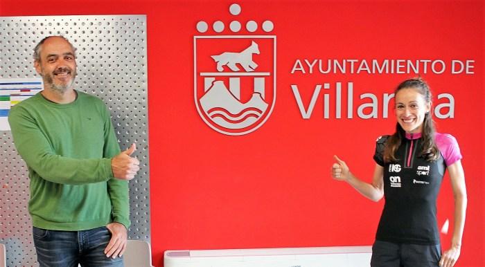 VILLANÚA. Luis Terrén y Virginia Pérez Mesonero. (FOTO: Ayuntamiento de Villanúa)