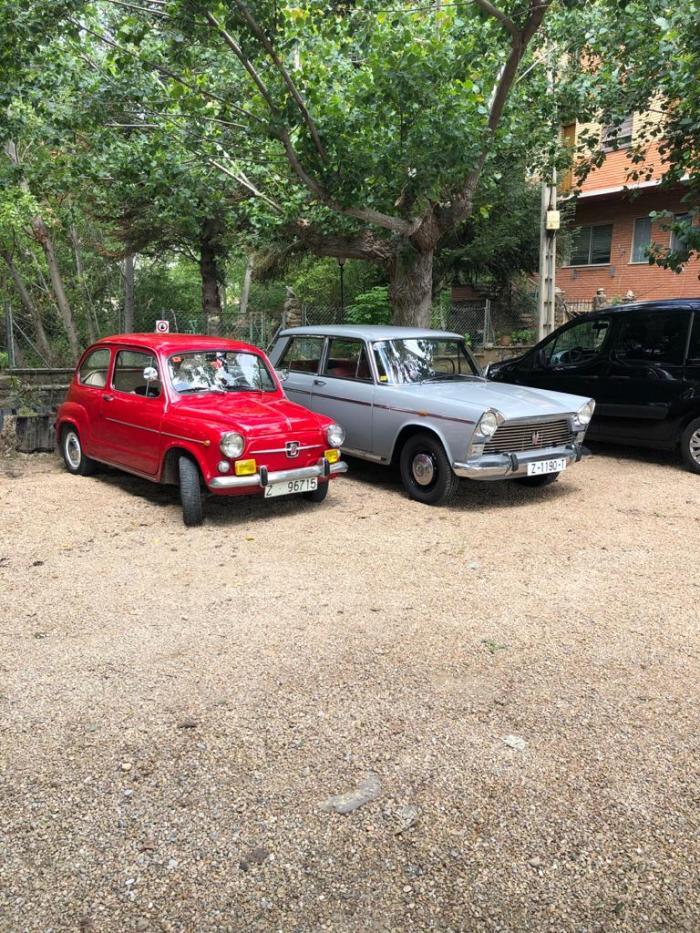 JACETANIA'S CLASSIC CARS. Salida a San Juan de la Peña.