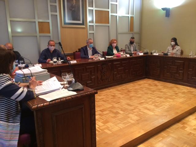 ALQUILER SOCIAL. Los avances para solucionar el problema de la vienda en Jaca se dieron a conocer en el pleno. (FOTO: Ayuntamiento de Jaca)