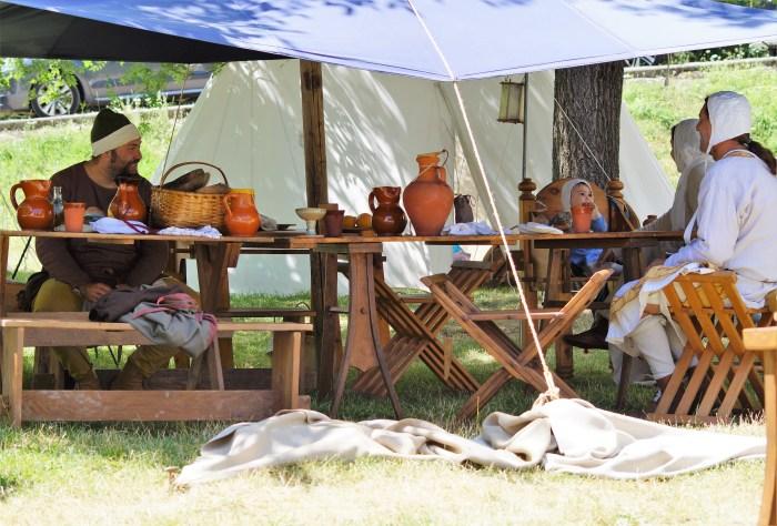 La Feria del Camino y Musethica, protagonistas en Canfranc Pueblo. La Feria del Camino, en una imagen de archivo. (FOTO: Rebeca Ruiz)