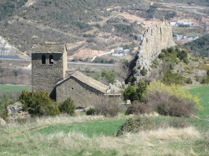 RAPÚN. Rincones singulares a pocos kilómetros de Sabiñánigo. (FOTO: Oficina de Turismo de Sabiñánigo)