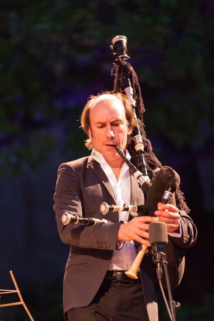JACA. Carlos Núñez, nexo entre la música celta, Beethoven y el Camino de Santiago. (FOTO: FICS/©Hervé POUYFOURCAT)