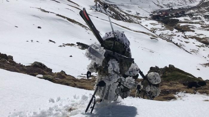 (FOTO: Escuela Militar de Montaña y Operaciones Especiales)