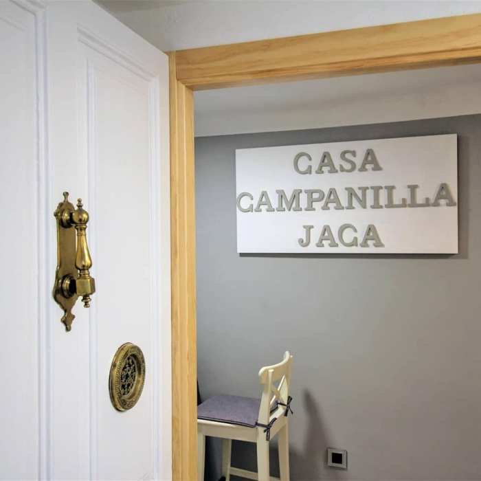 Casa Campanilla. Jaca.