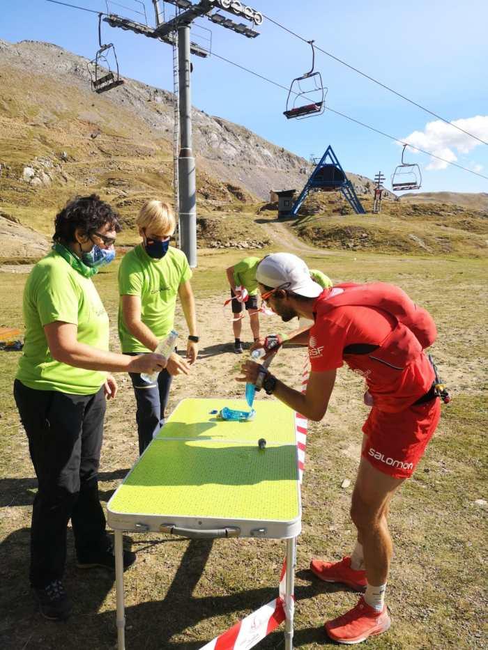 Haciendo historia (FOTO: Canfranc-Canfranc/voluntarios-)