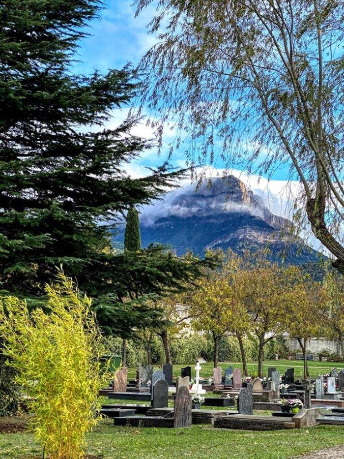 Cementerio de Jaca. (FOTO: Ana López Artillo)