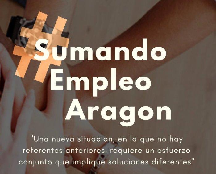 La plataforma aúna voluntades y compromiso de medio centenar de personas expertas en empleo y emprendimiento de las tres provincias de Aragón.