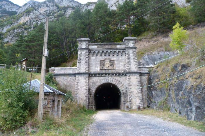 Túnel ferroviario de Canfranc (FOTO: https://canfraneus.eu)