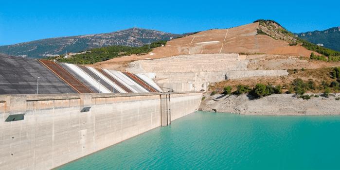 Río Aragón y otras organizaciones vuelven a pedir la paralización del recrecimiento de Yesa.