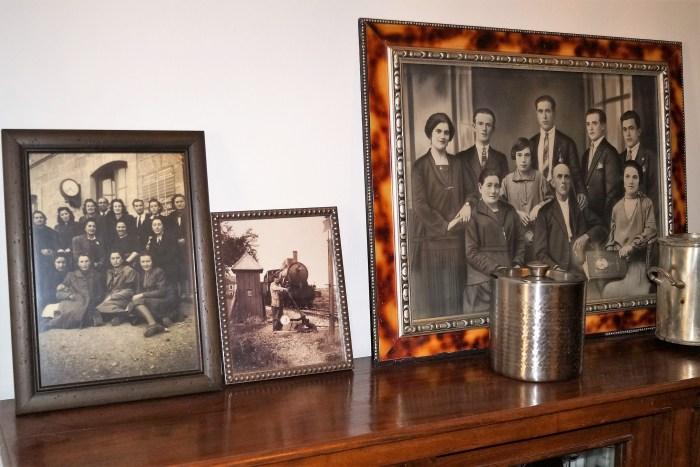 Fotografías originales en Casa Trigo. (FOTO: Rebeca Ruiz)