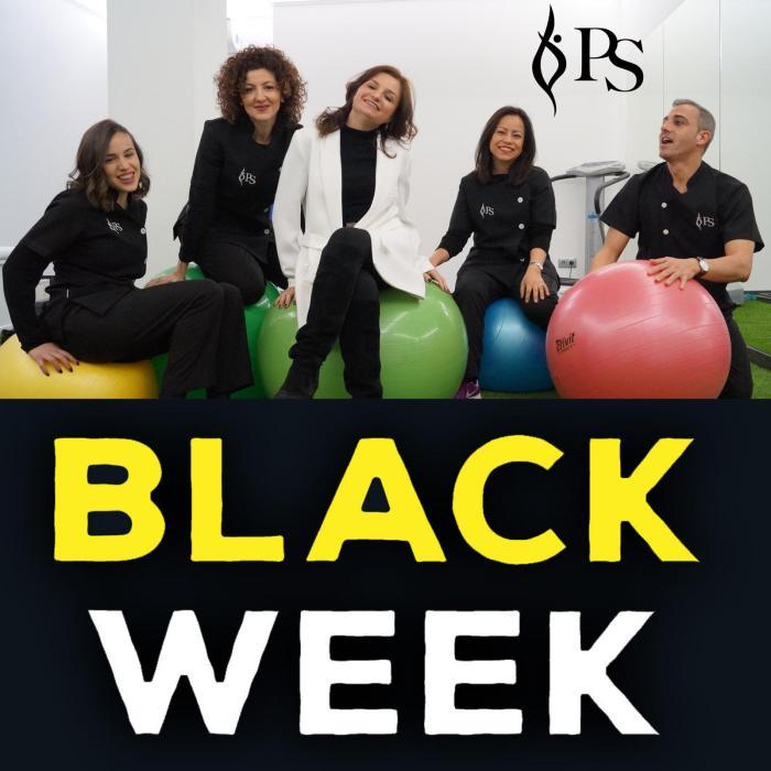 Black Week en la Clínica de la Doctora Patricia de Siqueira, con atractivas promociones.