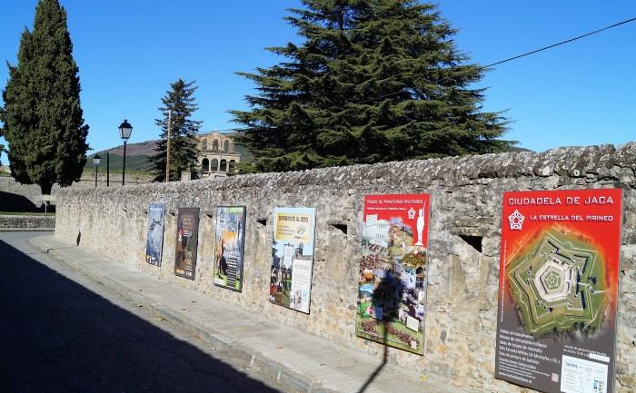 Todo listo en el Castillo de San Pedro para despedir el año. (FOTO: Rebeca Ruiz)