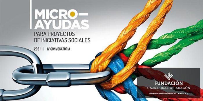 Caja Rural de Aragón convoca el IV programa de Micro Ayudas para Iniciativas Sociales