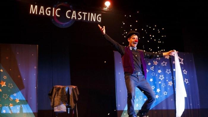 Magic Casting, de Civic-Civiac, próximamente en Sabiñánigo, que apuesta por la cultura segura y mantiene la programación cultural con pequeños cambios. (FOTO: Civic-Civiac)