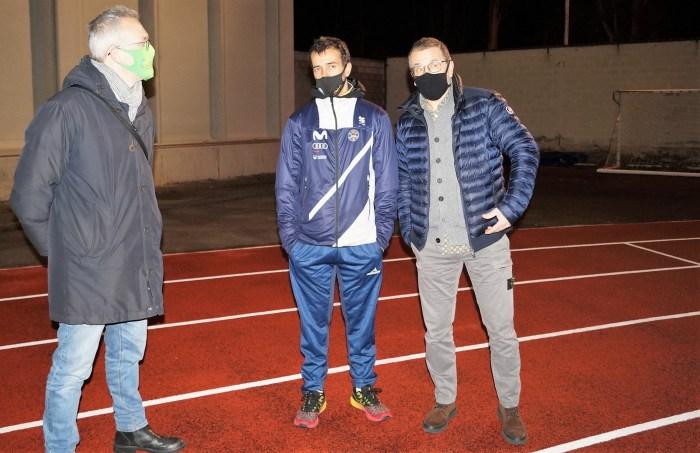 La FADI y el Ayuntamiento de Jaca se unen en la promoción y proyección del biathlon