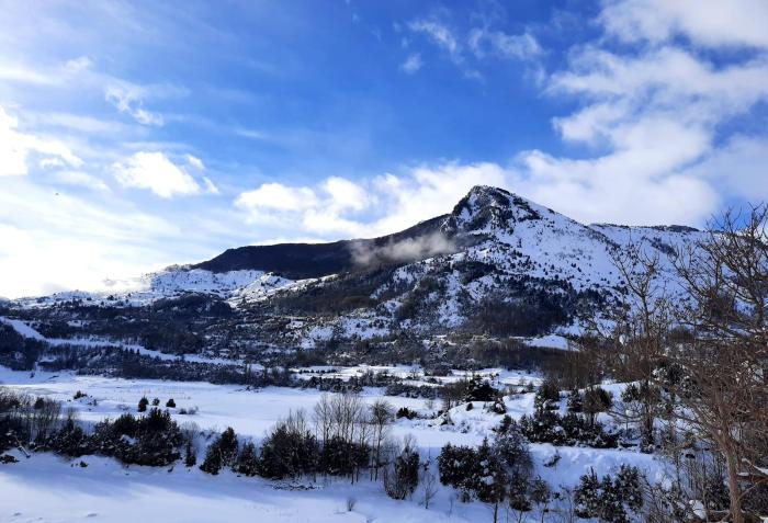 Y el Pirineo no se rindió. Por María José Mingarro.