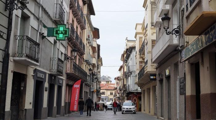 'Más preparadas' y 'PIMEI', nuevos programas para desempleados en Jaca y Sabiñánigo. (FOTO: Rebeca Ruiz)