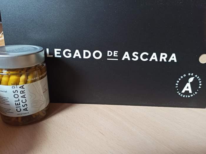 La piparra, nuevo producto de la marca Legado de Ascara.