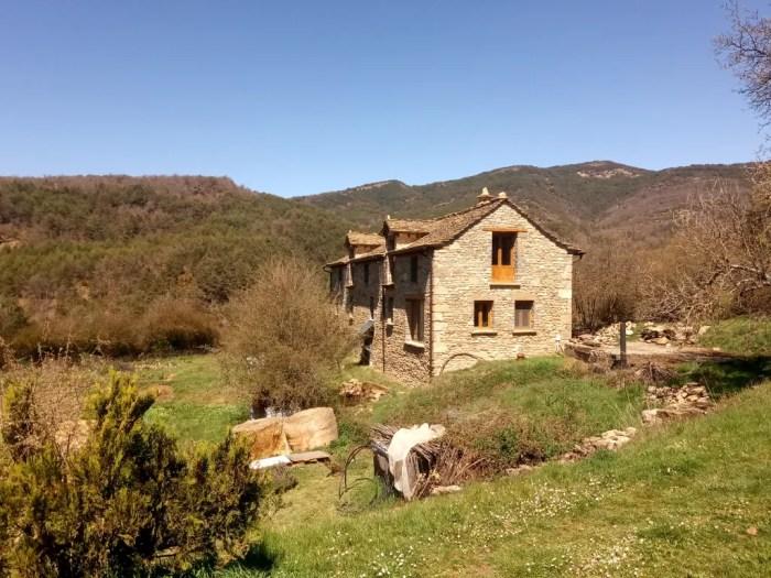 A redolada, turismo sostenible a partir de la apicultura. Aula apícola exterior.
