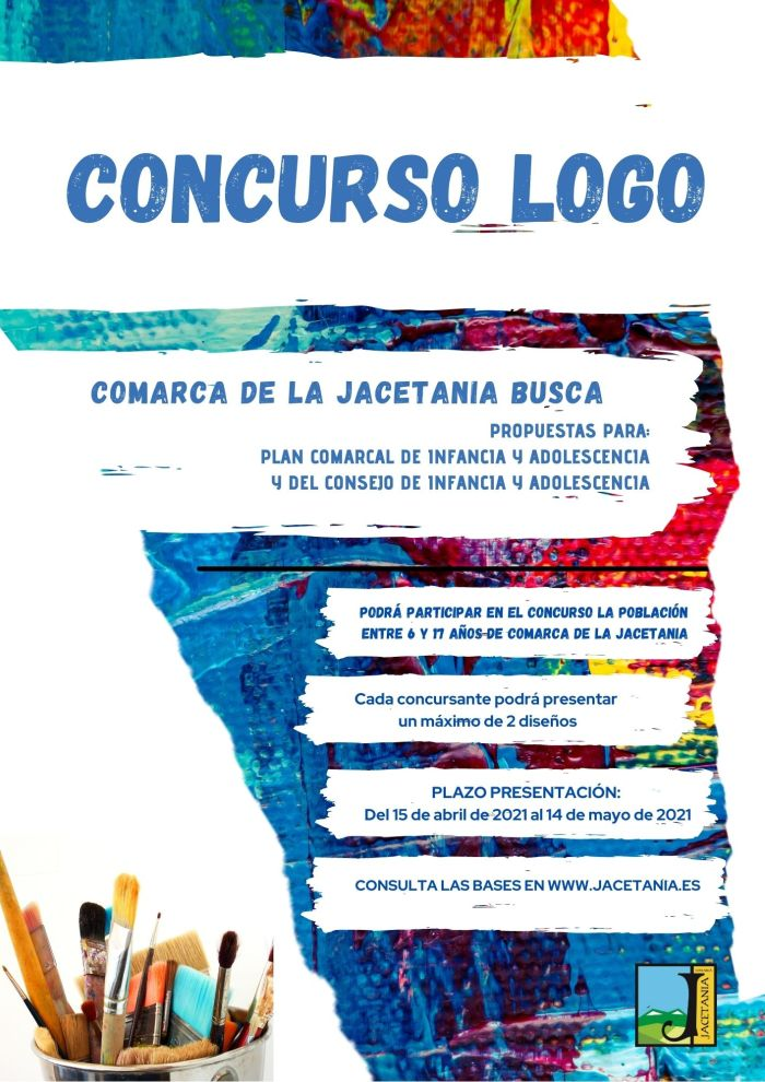 Se busca logotipo para el Plan de Infancia y Adolescencia de la Comarca de la Jacetania