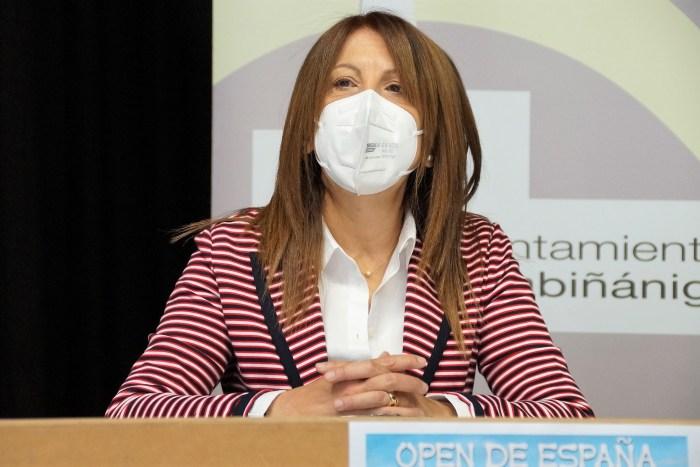 Berta Fernández. (FOTO: Rebeca Ruiz)