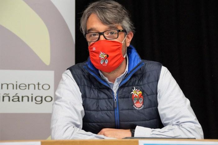Enrique Ascaso. (FOTO: Rebeca Ruiz)