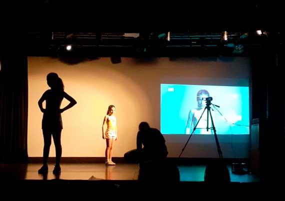 Canfranc incorpora a su agenda estival de cultura y ocio el I Campus Pirineos Teatro Musical. (FOTO: Música Activa)