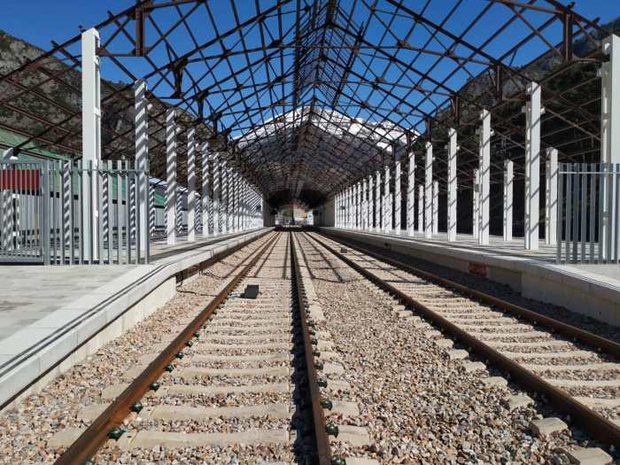A partir del viernes, vecinos y visitantes ya podrán conocer la nueva estación.
