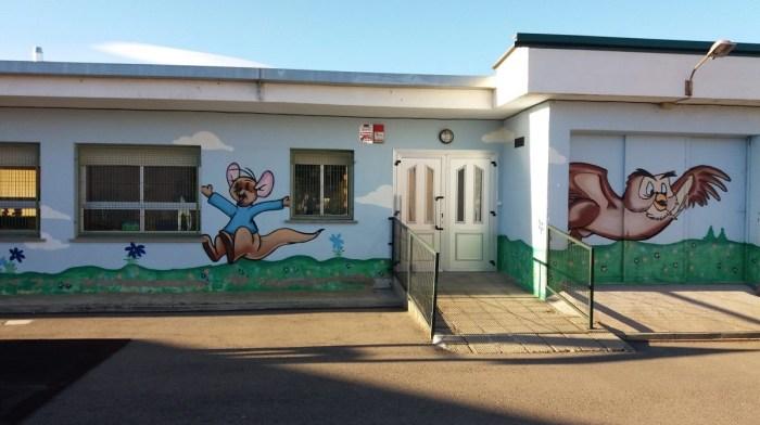 El PP pide que se mantengan los precios y los horarios de la Escuela Infantil Cardelina de Sabiñánigo. (FOTO: Escuela Infantil Cardelina)