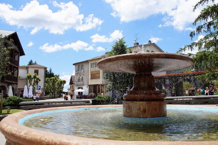 Biescas propone actividades culturales para todos los públicos para celebrar San Antonio. (FOTO: Rebeca Ruiz)