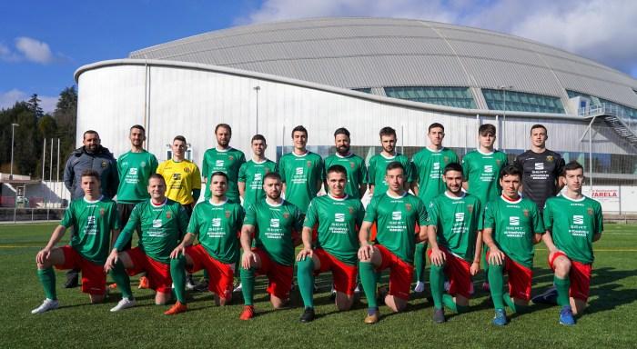 El CF Jacetano Automóviles Serrablo se juega este domingo el ascenso a Regional Preferente. (FOTO: CF Jacetano)