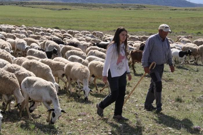 Segundo Accésit Expoforga 2021, a la familia Burillo Royo de la localidad turolense de Alacón.