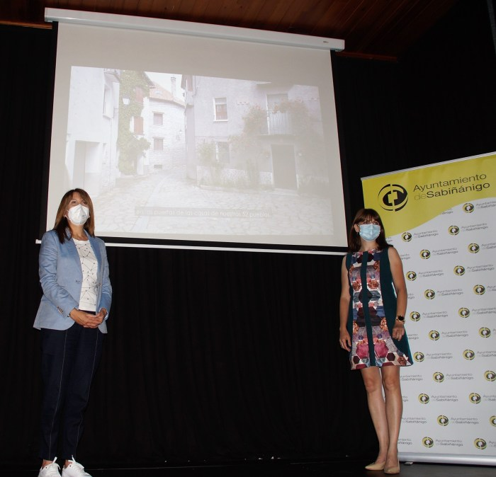 Sabiñánigo, 'tu puerta del Pirineo', se abre de par en par en una importante campaña promocional. (FOTO: Rebeca Ruiz)