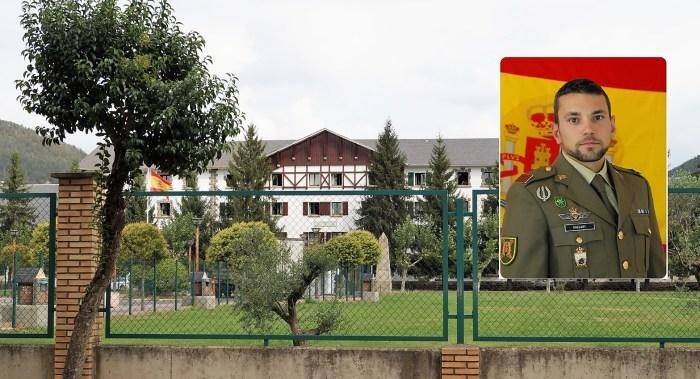 Fallece un sargento alumno de la EMMOE de Jaca en salto en paracaídas en La Manga